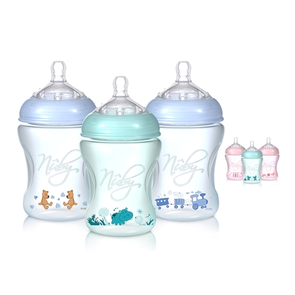 Picture of SoftFlex™ Natural Nurser™ 8oz/240ml - 3 pack