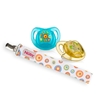 Picture of 0-6m Prism Pacifier & Pacifinder Set - orthodontic baglet