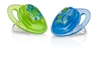Picture of 0-6m Comfort Pacifier - orthodontic baglet - 2 pack