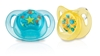 Picture of 6-12m Comfort Pacifier - orthodontic baglet - 2 pack