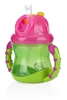 Picture of FlipN'Sip™ Cup with Weighted 360° Straw 8oz/240ml