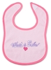 "Picture of ""Sayings"" Bibs (Medium) - Babe Series - 3 pack"