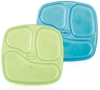 Picture of Wash or Toss™ Sectioned Plate - 4 pack