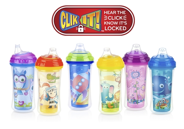 Picture of Clik-it™ Insulated Easy Grip Cup 10oz/300ml