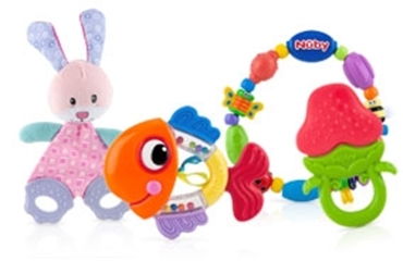 Picture for category Teethers and Toys