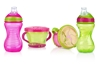 Picture of Easy Grip Super Spout Cup & Snack Keeper™ - 4 Piece Combo