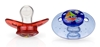 Picture of 0-6m Brites Pacifier - orthodontic baglet - 2 pack